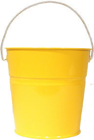 Sunshine Yellow Pail