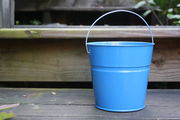 Decoration And Storage Buckets Bucket Outlet