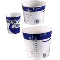 Encore Touch & Trim Paper Paint Containers