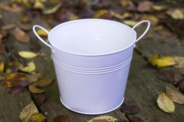 Centerpiece buckets pails bucket outlet