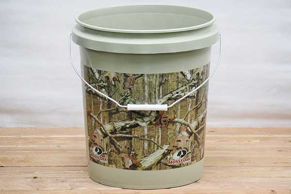 Camo Bucket Camo 5 Gallon Bucket Bucket Outlet