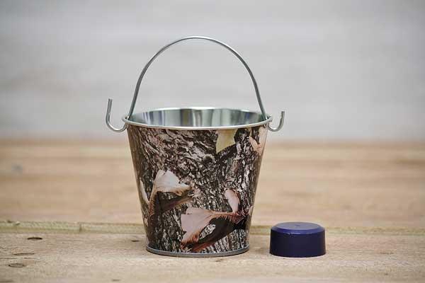 Mini Camo Party Favor Pail Bucket Outlet