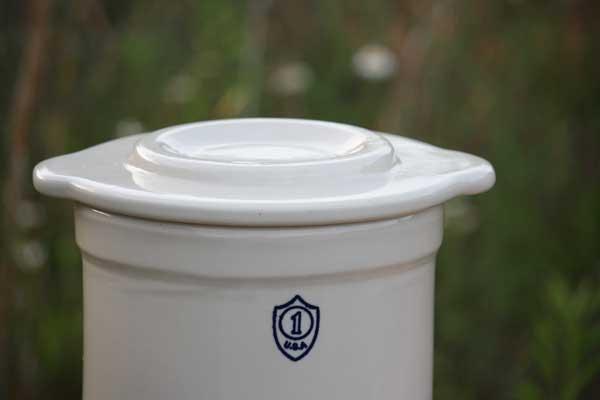 Crock Lids Stoneware Crock Lids Bucket Outlet Bucket