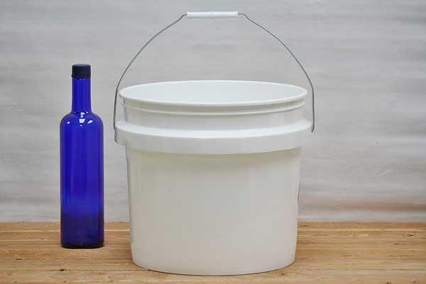 3 5 Gallon Food Grade Bucket