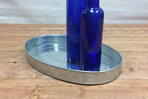 Galvanized Tin Trays
