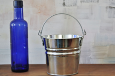 1.25 Quart Galvanized Bucket