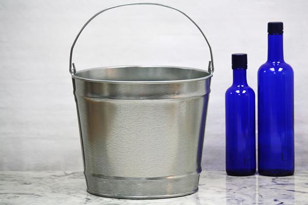 10 Quart Metal Buckets 10 Quart Metal Pails Bucket Outlet