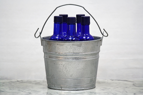 5 Quart Hot Dipped Bucket