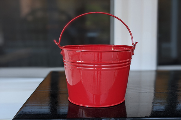 Little Red Pail