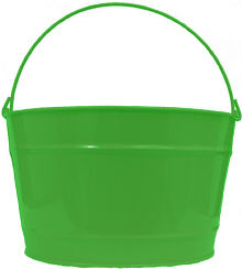 16Qt. Electric Green Pail