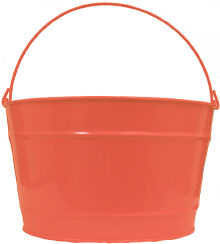 16Qt. Orange Peel Pail