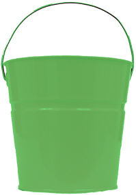Electric Green Pail