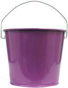 5Qt. Purple Radiance Pail