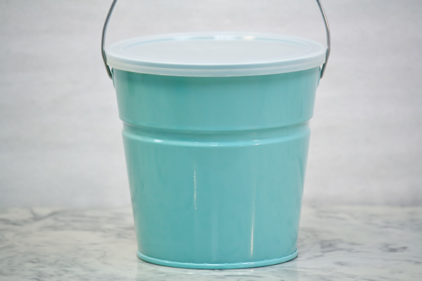 Small Buckets With Lids Small Storage Containers With