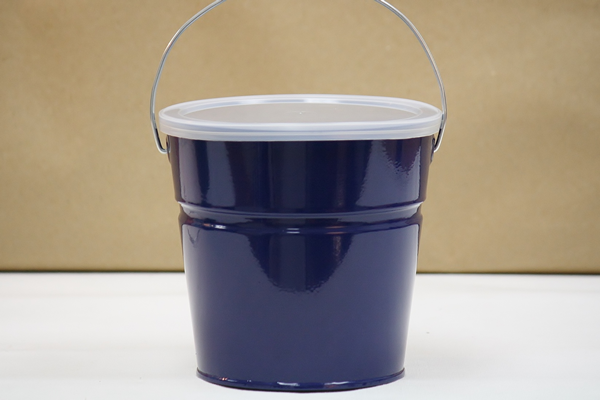 Small Bucket With Lid