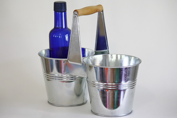 Small Metal Pails With Handle