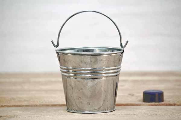 small tin buckets mini tin buckets bucket outlet