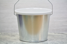 Galvanized Buckets With Lids Metal Bucket With Lid