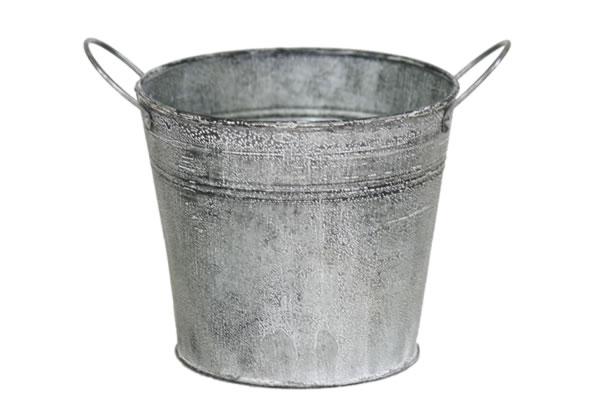 Small galvanized buckets tin bucket outlet