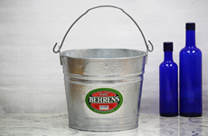 10 Quart Hot Dipped Ice Bucket
