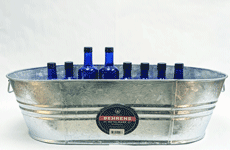 10 gallon beverage tub