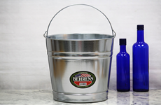14 Quart Galvanized Ice Pail