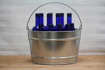 4 Gallon Hot Dipped Bucket