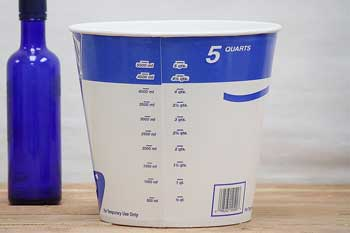 5 Quart Paint Containers