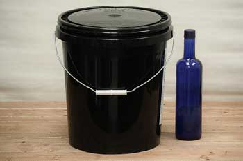 Cheap 5 Gallon Bucket With Lid