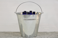 14 Quart Tin Bucket