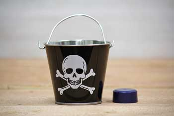 Pirate Favor Pail