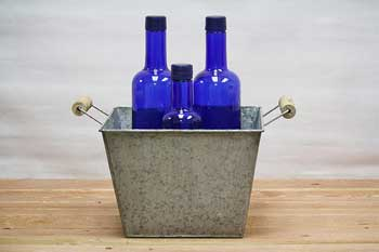 Rustic Ice Bucket
